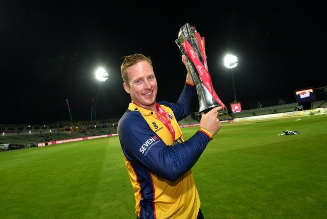Harmer has helped Essex to a trophy glut in recent seasons