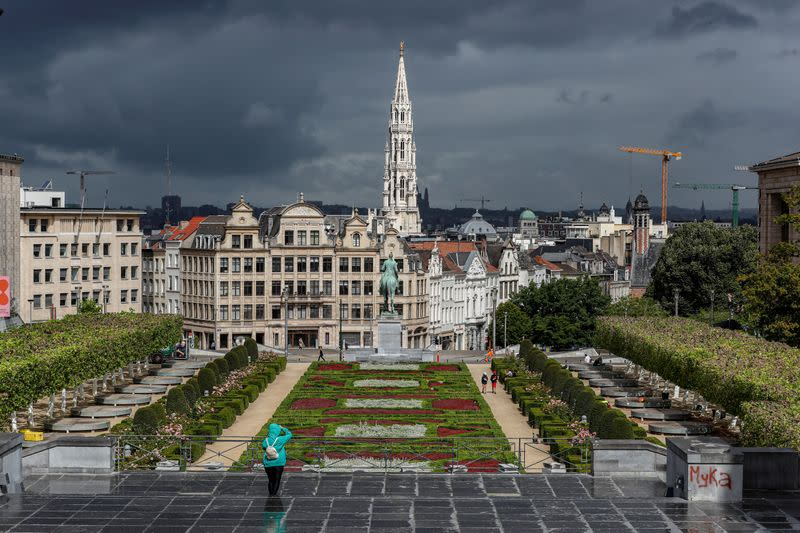 Belgium holds off on further easing steps as COVID cases turn higher