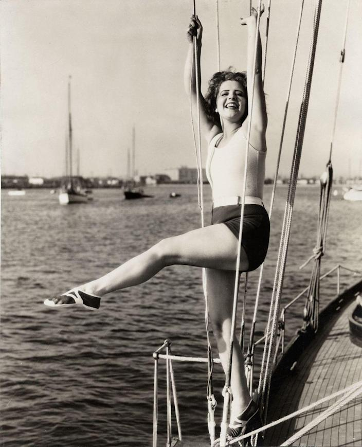 """<p>As studios strived to present their actors and actresses in the best possible light, rumors or scandals could jeopardize a career. Actress Clara Bow was one of the most famous women in the 1920s, until her rumored promiscuity caused her to <a href=""""https://www.ranker.com/list/old-hollywood-studio/anncasano"""" rel=""""nofollow noopener"""" target=""""_blank"""" data-ylk=""""slk:lose her contract with Paramount"""" class=""""link rapid-noclick-resp"""">lose her contract with Paramount</a>.</p>"""
