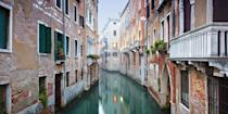 """<p>The <a href=""""https://www.bestproducts.com/fun-things-to-do/a1873/top-things-to-do-in-venice-italy/"""" rel=""""nofollow noopener"""" target=""""_blank"""" data-ylk=""""slk:city on the canals"""" class=""""link rapid-noclick-resp"""">city on the canals</a> never fails to inspire with its singular type of beauty: gondola-filled waterways instead of car-clogged roads. It also boasts stellar architecture, including <a href=""""https://www.tripadvisor.com/Attraction_Review-g187870-d191175-Reviews-Piazza_San_Marco-Venice_Veneto.html"""" rel=""""nofollow noopener"""" target=""""_blank"""" data-ylk=""""slk:St. Mark's Square"""" class=""""link rapid-noclick-resp"""">St. Mark's Square</a>'s arcades and the domed <a href=""""https://www.tripadvisor.com/Attraction_Review-g187870-d191226-Reviews-Basilica_di_San_Marco-Venice_Veneto.html"""" rel=""""nofollow noopener"""" target=""""_blank"""" data-ylk=""""slk:St. Mark's Basilica"""" class=""""link rapid-noclick-resp"""">St. Mark's Basilica</a>, with its frescoed façade. The <a href=""""https://www.tripadvisor.com/Attraction_Review-g187870-d191172-Reviews-Canal_Grande-Venice_Veneto.html"""" rel=""""nofollow noopener"""" target=""""_blank"""" data-ylk=""""slk:Grand Canal"""" class=""""link rapid-noclick-resp"""">Grand Canal</a>, lined with restored <em>palazzi</em>, is the lifeblood of the city, and for fabulous water views, head to the Rialto Bridge.</p>"""