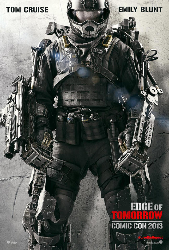 Edge of Tomorrow - Comic Con 2013