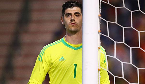 Primera Division: Berater: Courtois in Kontakt mit Real