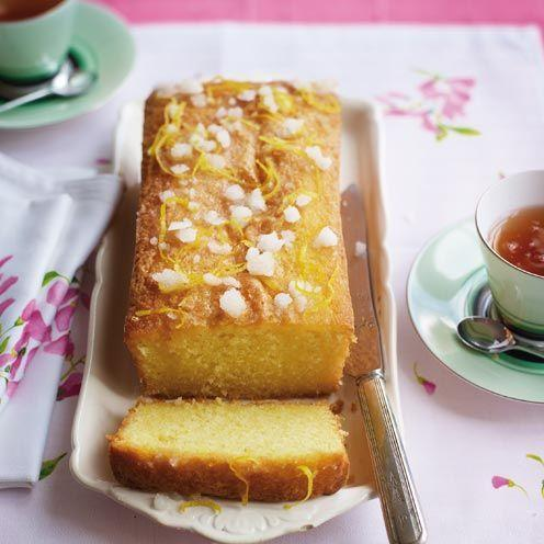"""<p>This lemon drizzle cake recipe is an absolute classic. This version is also gluten-free.</p><p><strong>Recipe: <a href=""""https://www.goodhousekeeping.com/uk/food/recipes/a535169/lemon-drizzle-cake/"""" rel=""""nofollow noopener"""" target=""""_blank"""" data-ylk=""""slk:Lemon Drizzle Cake"""" class=""""link rapid-noclick-resp"""">Lemon Drizzle Cake</a></strong></p>"""