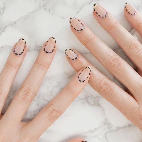 "<p>So fun, yet so simple. Consider this one nail art for beginners.</p><p><a href=""https://www.instagram.com/p/B7CKZv7BOVi/"" rel=""nofollow noopener"" target=""_blank"" data-ylk=""slk:See the original post on Instagram"" class=""link rapid-noclick-resp"">See the original post on Instagram</a></p>"