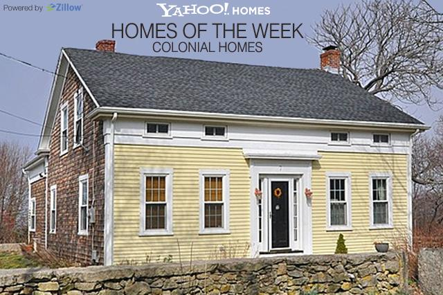 homes of the week colonial