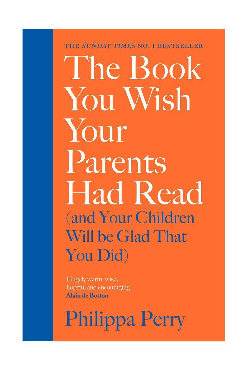 """<p>by Philippa Perry</p><p>Psychotherapist Philippa Perry lifts the lid on the dos and don'ts of parenting and how to break negative cycles of behaviour. Think of this as your go-to adulting with kids guide. </p><p>£6.99</p><p><a class=""""link rapid-noclick-resp"""" href=""""https://www.amazon.co.uk/Book-Wish-Your-Parents-Children/dp/0241250994/ref=asc_df_0241250994/?tag=hearstuk-yahoo-21&linkCode=df0&hvadid=310856639426&hvpos=1o2&hvnetw=g&hvrand=13828319781425325804&hvdev=c&hvlocphy=9046490&hvtargid=pla-652389659738&psc=1&psc=1&th=1&ascsubtag=%5Bartid%7C1921.g.30324280%5Bsrc%7Cyahoo-uk"""" rel=""""nofollow noopener"""" target=""""_blank"""" data-ylk=""""slk:SHOP NOW"""">SHOP NOW</a></p>"""