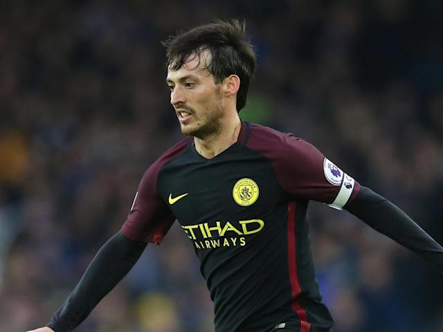 David Silva looks set to miss out (Getty )