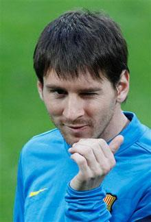 Messi has become a scoring machine in Guardiola's system