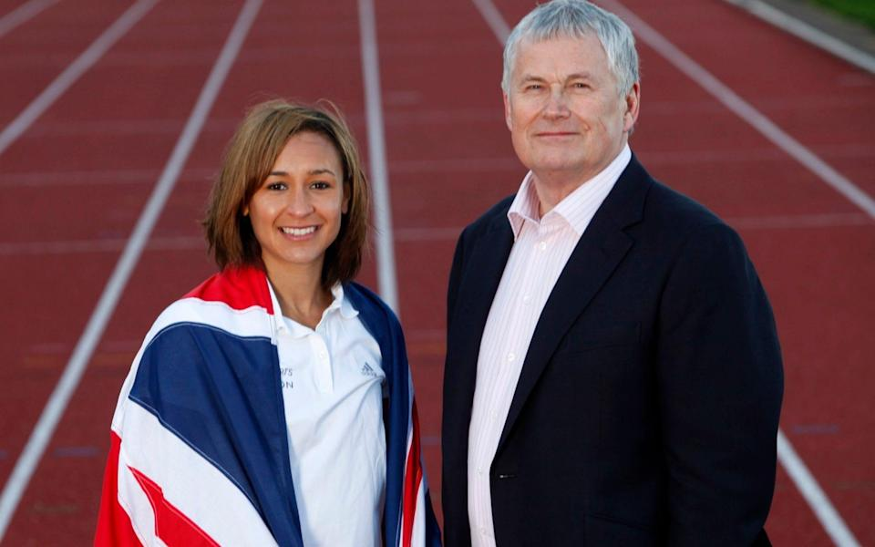 In the lead up to the 2012 London Games, Wells gave half a million pounds to 18 athletes including Jessica Ennis-Hill - Jason Alden