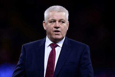 Rugby Union - Autumn Internationals - Wales vs Georgia - Principality Stadium, Cardiff, Britain - November 18, 2017 Wales head coach Warren Gatland before the match REUTERS/Rebecca Naden