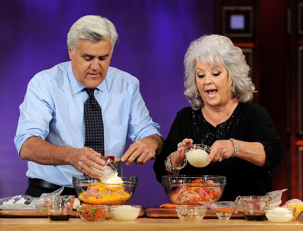 When it came to choosing which celebrity chef they'd want to prep their holiday dinner this year, men and women had very different ideas. While 35% of women wanted southern belle Paula Deen to make the meal, only 19% of men chose the 64-year-old chef. Nearly a quarter of the guys surveyed wanted the perky Rachael Ray in the kitchen, while only 14% of females felt like she'd be the right one for the job. While Paula won the overall vote with 27% and Rachael came in second with 19%, Bobby Flay and Guy Fieri shared third place with 11% of the vote, while Giada De Laurentiis (10%) edged out Mario Batali (9%) for the fourth spot on the list.