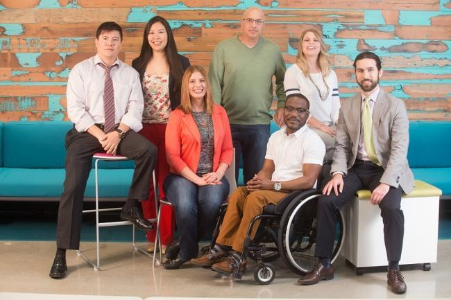 This month—which marks the 31st anniversary of the Americans with Disabilities Act—Booz Allen received two prestigious recognitions for its disability inclusion efforts.