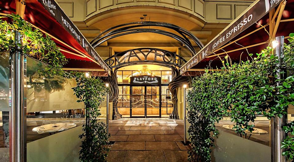 People will have to quarantine again, after a link was established between a Covid case in Melbourne and the Playford Hotel in Adelaide where people were quarantining. Source: Booking.com