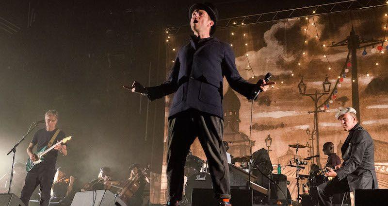 """Damon Albarn says The Good, The Bad & The Queen have played their """"last gig"""""""