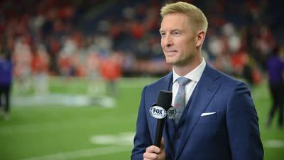 Joel Klatt Lead College Football Analyst