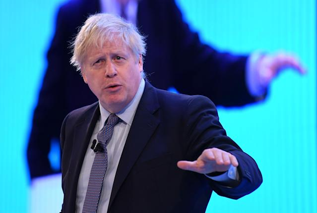 Boris Johnson has dodged questions about how many children he has. (PA Images)