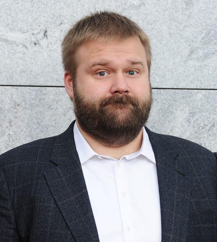 'The Walking Dead' comic book creator Robert Kirkman. (Photo Credit: Jason LaVeris/FilmMagic)