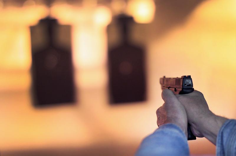 Gun Range Trains Gun Owners Ahead Of Illinois' New Conceal Carry Law
