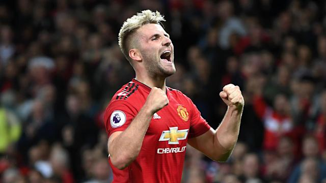 Luke Shaw has earned an England recall and Jose Mourinho was full of praise for the resurgent Manchester United left-back.