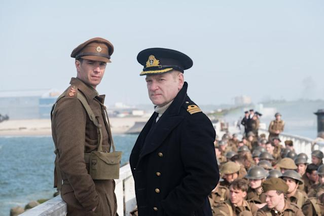 Christopher Nolan's <em>Dunkirk.</em> (Photo: Warner Bros.)