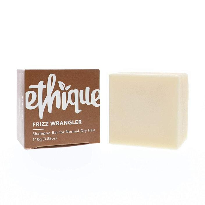 """<h3>Ethique<br></h3> <br><strong>Top Score:</strong> <strong>The Plastic-Free Pick</strong><br><br><strong>Dates:</strong> 7/3 — 7/5<br><strong>Sale:</strong> Get 15% off all shampoo bars, conditioner bars, and the Hair, Body and Face Samplers on Amazon<br><strong>Promo Code: </strong>No code needed<br><br><em><strong>Shop</strong> <a href=""""https://amzn.to/3dGX8C0"""" rel=""""nofollow noopener"""" target=""""_blank"""" data-ylk=""""slk:Amazon storefront"""" class=""""link rapid-noclick-resp"""">Amazon storefront</a></em><br><br><strong>Ethique</strong> Eco-Friendly Solid Shampoo Bar, $, available at <a href=""""https://amzn.to/3eNdPNp"""" rel=""""nofollow noopener"""" target=""""_blank"""" data-ylk=""""slk:Amazon"""" class=""""link rapid-noclick-resp"""">Amazon</a><br><br><br><br><br><br><br>"""