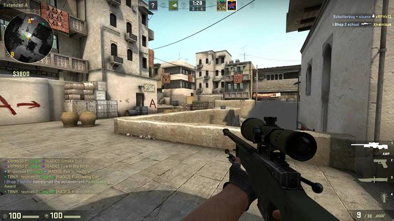You may want to disable G-Sync while playing games like Counter-Strike: Global Offensive.