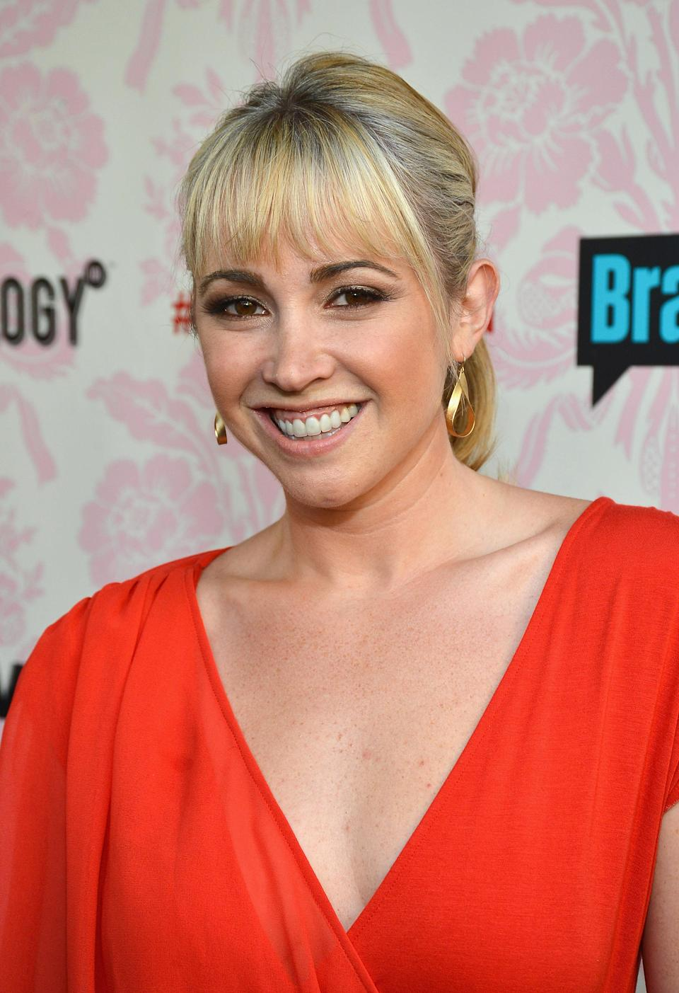 "<b>Jennifer Tisdale:</b> ""Just heard about the #theatershooting - horrific does not even begin to describe it. Thoughts & prayers are with the people of #Aurora"" (Photo by Frazer Harrison/Getty Images For Relativity Media)"