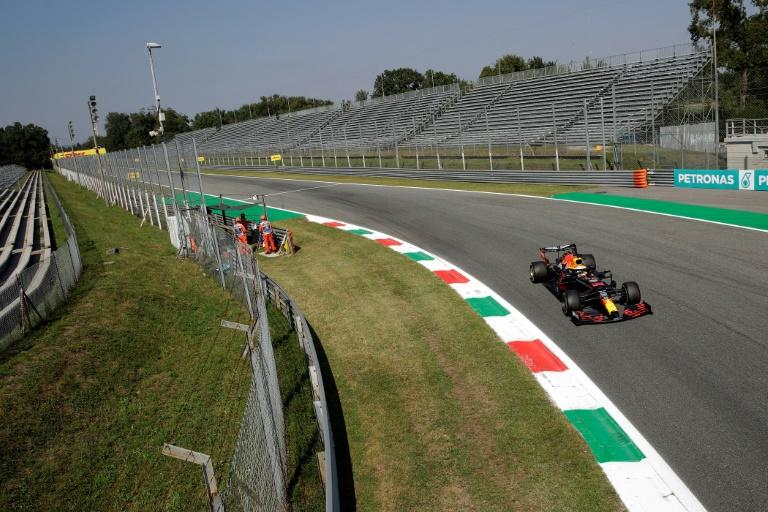 'Impossible' for me to win in Monza, says Verstappen