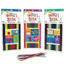 """<p><strong>WikkiStix</strong></p><p>amazon.com</p><p><strong>$12.90</strong></p><p><a href=""""https://www.amazon.com/dp/B013QAX052?tag=syn-yahoo-20&ascsubtag=%5Bartid%7C10050.g.33523778%5Bsrc%7Cyahoo-us"""" rel=""""nofollow noopener"""" target=""""_blank"""" data-ylk=""""slk:SHOP NOW"""" class=""""link rapid-noclick-resp"""">SHOP NOW</a></p><p>Major nostalgia alert! This set includes three different packs of Wikki Stix that your child will be able to play with again and again.</p>"""