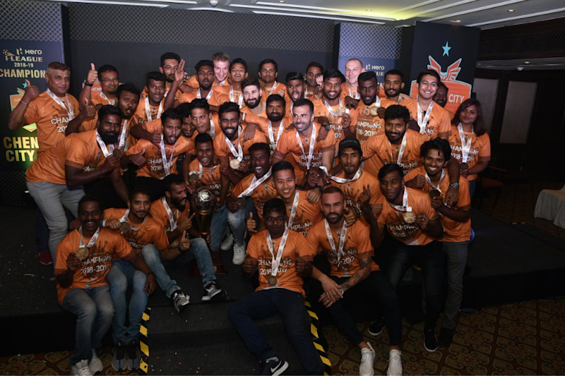 AIFF's Denial to Rumours of ISL Getting Top Division Status is Appalling: I-League Champions Chennai City FC