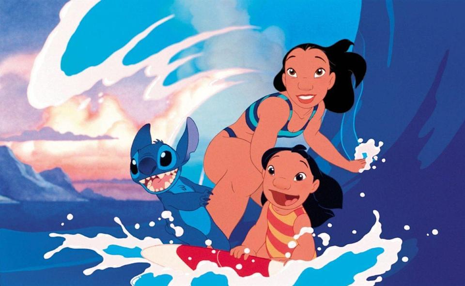 <p>You and your dog may be close, but you're not <em>Lilo & Stitch</em> close. The quirky Hawaiian girl and her sweet but naughty alien did everything in their power to stick together — and reminded of us of a few great Elvis songs along the way. <em>Ohana</em> means family, and family means making sure everyone you know has seen this movie.</p>