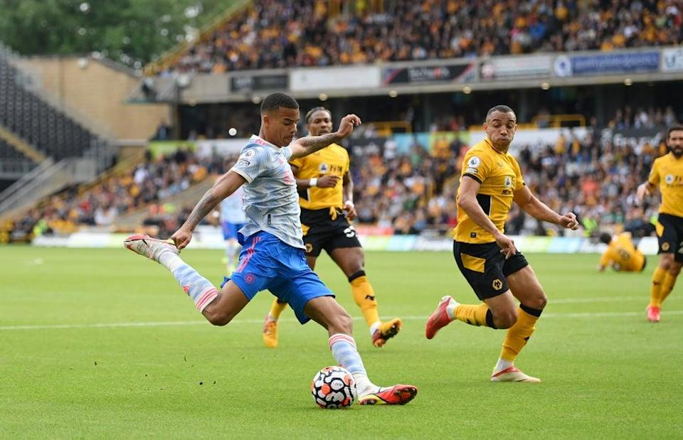 Mason Greenwood's proved the winner for Manchester United (Getty Images)