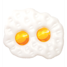 """<p><strong>Write the First Review</strong></p><p>partycity.com</p><p><strong>$30.00</strong></p><p><a href=""""https://www.partycity.com/fried-eggs-pool-float-777318.html"""" rel=""""nofollow noopener"""" target=""""_blank"""" data-ylk=""""slk:Shop Now"""" class=""""link rapid-noclick-resp"""">Shop Now</a></p><p>You'll be sunny-side up when hanging out on this fried egg-inspired pool float. You can probably fit two people on top, with one person on each yolk.</p>"""