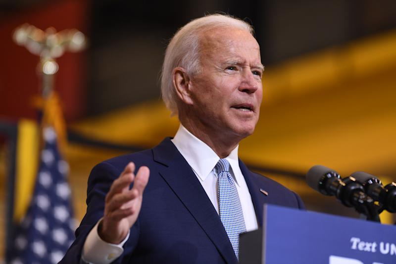 Joe Biden reportedly raised more than $300 million in August fundraising—beating the previous record by over $100 million