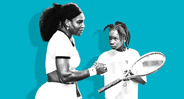 Serena Williams is seeking a record-tying 24th Grand Slam title. (Amber Matsumoto)