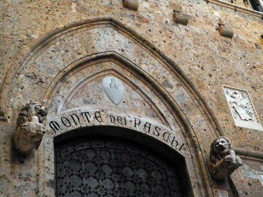 World's oldest bank Monte dei Paschi reports Q3 loss