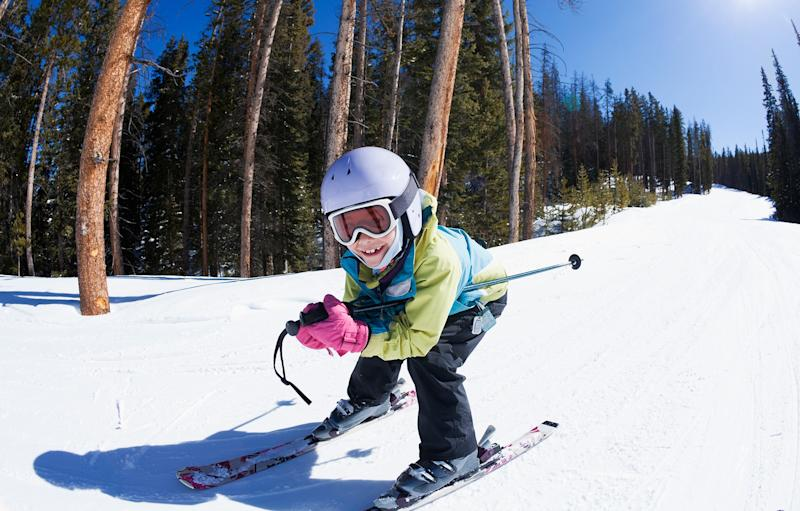 Curb the complaining and help your kids enjoy skiing - This content is subject to copyright.