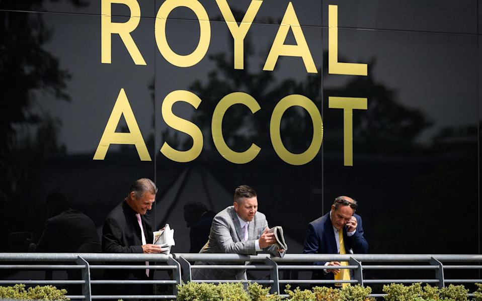 royal ascot 2021 live results day 1 tips betting updates - Getty