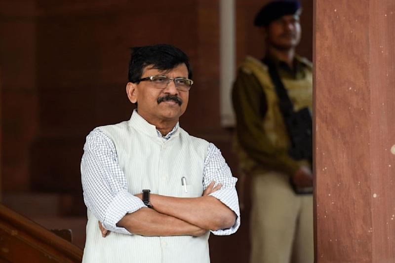 'Shiv Sena Has Put Issue to Rest': Sanjay Raut Welcomes Amit Shah's Stand on Maha Guv-CM Letter Row