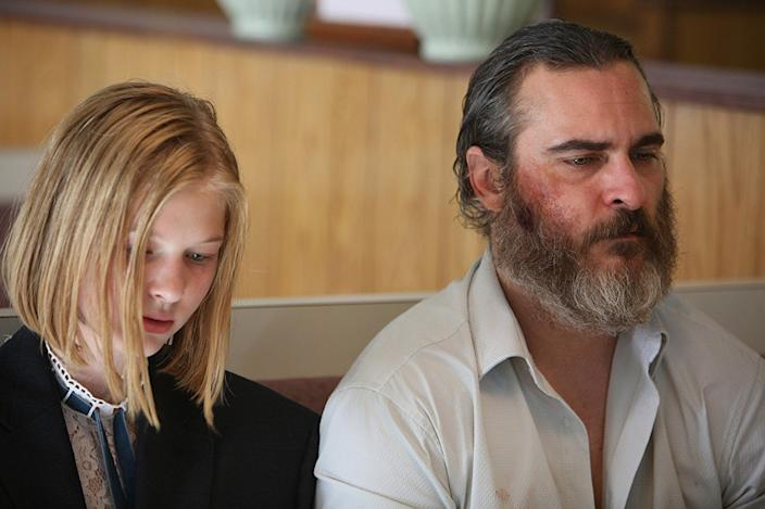 You Were Never Really Here movie Alison Cohen Rosa Amazon Studios