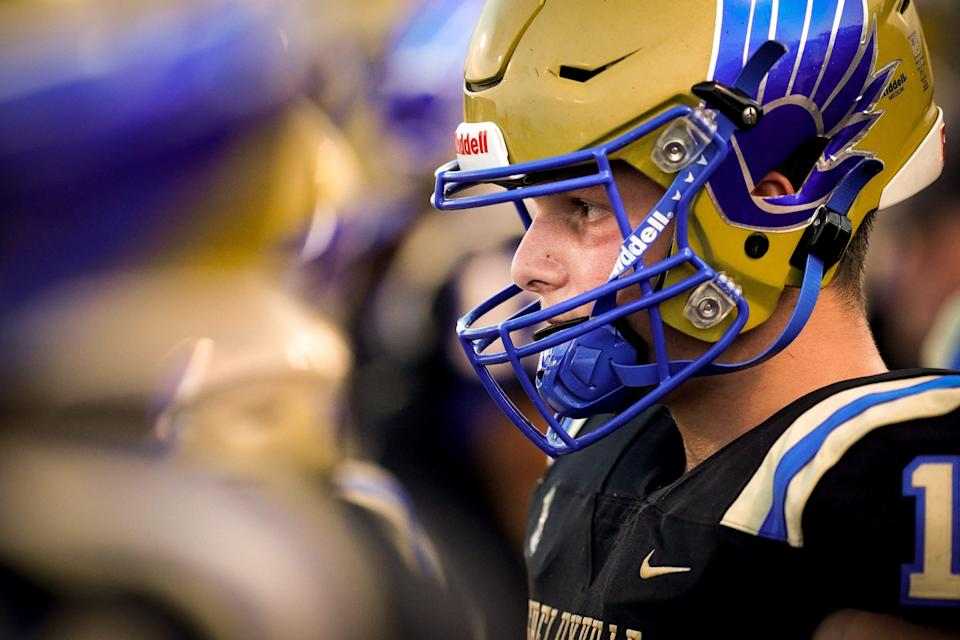 He'd just come off a junior year as Shelbyville's defensive MVP and the coming fall would be his last chance to prove himself to college coaches.