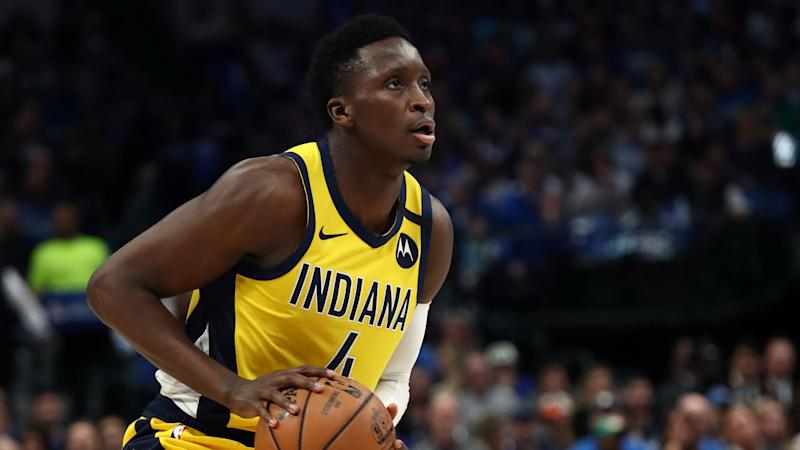 Pacers' Victor Oladipo opts out of NBA restart