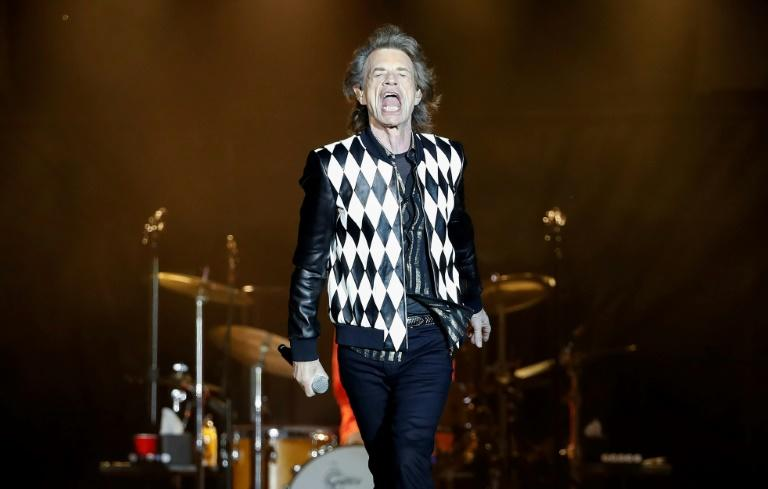 Mick Jagger resumed performing with the Rolling Stones in June