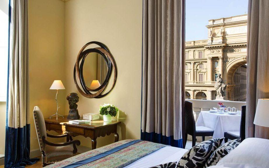 The Savoy in Florence