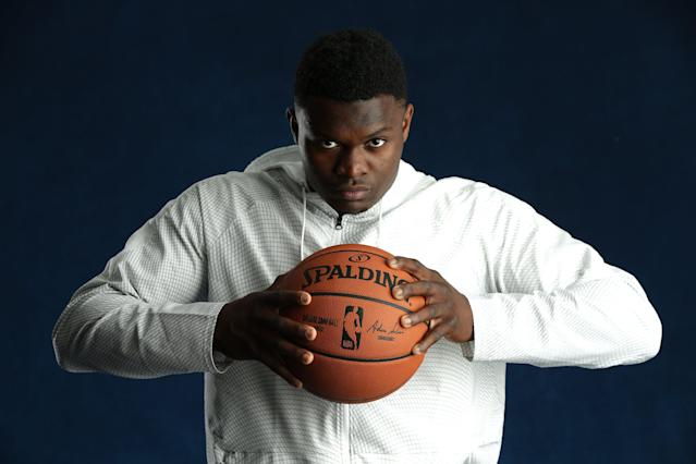 Zion Williamson may have the skills to change a franchise. (Photo by David Sherman/NBAE via Getty Images)
