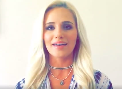 Twitter Schools Tomi Lahren After She Calls LGBTQ March 'Crybaby Fest Of Bulls**t'
