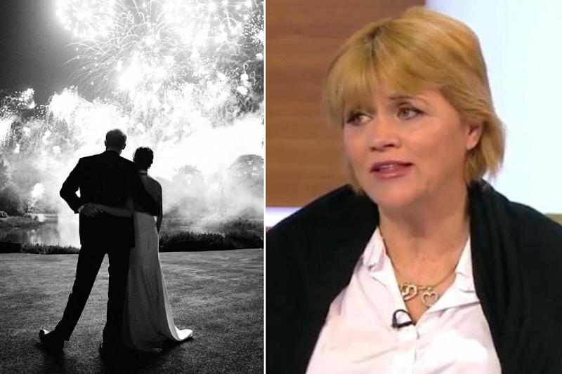 Samantha Markle slammed her estranged half-sister's Christmas card: PA/Channel 5