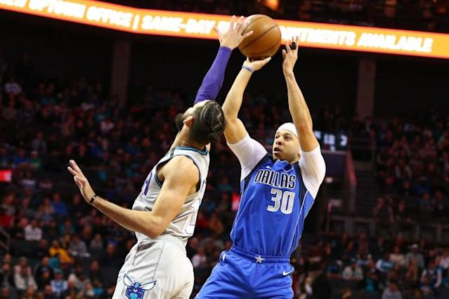 NBA: Dallas Mavericks at Charlotte Hornets
