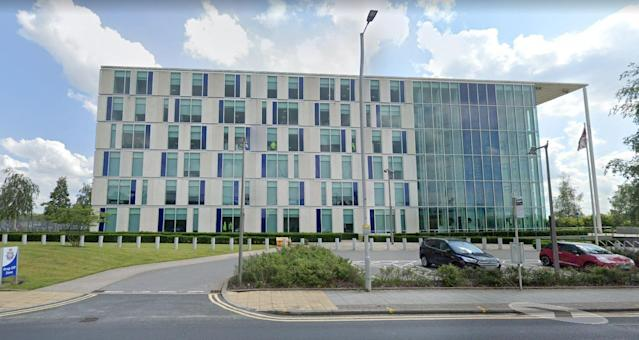 Greater Manchester Police (GMP) HQ in Northampton Road (Picture: Google Maps)