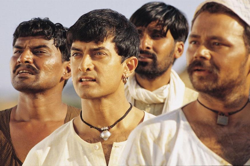 <p>Lagaan: Not many know that the film was originally offered to Shah Rukh Khan to reprise the role of Bhuvan, we all know that it was ultimately made iconic by Aamir Khan. </p>